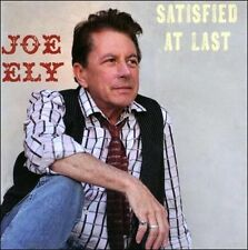 Satisfied at Last [Digipak] by Joe Ely (CD, Jun-2011, Rack 'Em)