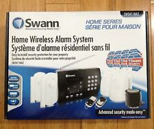 Swann SW347-WA2-CA Home Wireless Alarm System
