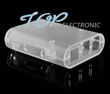 Transparent Clear ABS Plastic Case Box Enclosure for Raspberry Pi 2 B /B+V1