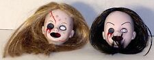2000 Mezco Living Dead Dolls Sadie & Posey Pencil Sharpener - Horror, Goth, NICE