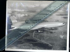 Original PHOTO PRESS LOCKHEED TRISTAR L 1011 LTU german airline 25x20 aa