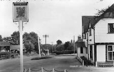 Cousley Wood Old Vine Pub Wadhurst unused deckle edge RP old pc