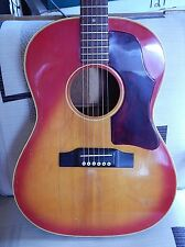 Vintage 1967 Gibson B-25 acoustic guitar project