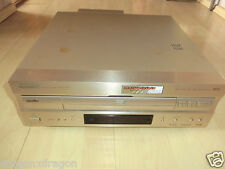 Pioneer DVL-909 DVD-Player / LD-Player, US-Modell, DEFEKT, Fach öffnet nicht