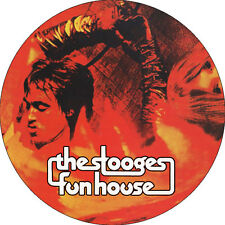 CHAPA/BADGE THE STOOGES Fun House . iggy pop mc5 raw power punk detroit bowie
