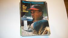 Alex Johnson -Sports illustrated 7/5/1971