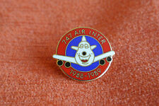 13193 PIN'S PINS AVION AIRCRAFT BOEING 747 AIR INTER FRANCE 1988-1989 VERY RARE