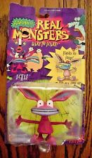 "1995--AAAHH!!! REAL MONSTERS ""Ickis"" (Action Figure) by Mattel [NIP]"