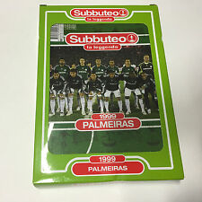 PALMEIRAS 1999 SUBBUTEO Legends  La Leggenda Team BOXED