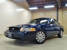 Ford : Crown Victoria P7B POLICE