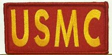 USMC Iron-On Patch United States Marine Corp Morale patch 4 x 2