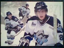 SIDNEY CROSBY 03/04 FIRST EVER ROOKIE CARD ISSUED ***LIMITED EDITION***