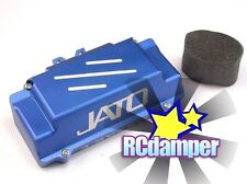 ALUMINUM REAR BATTERY BOX B TRAXXAS JATO 2.5 3.3 ALLOY