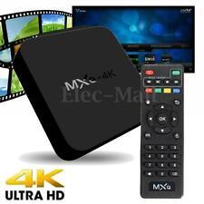 8GB MXQ 4K XBMC Smart TV Box Android 4.4 Quad Core DDR3 UHD Mini PC Fully Loaded