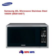 Samsung 40L Microwave Stainless Steel 1000W (ME6144ST)