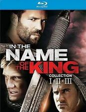 In The Name King1+2+3 Tf Bd [Blu-ray], New DVDs