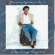CD ALBUM JULIO IGLESIAS STARRY NIGHT