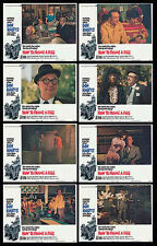 HOW TO FRAME A FIGG original 1971 11x14 lobby card set DON KNOTTS/YVONNE CRAIG