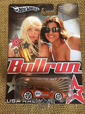 Hot Wheels  ~ 2005 Bull Run USA Rally Chevrolet Corvette C6 Burnt Orange
