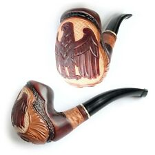 Favourite Ukraine Smoking Pipes Hand carved TOBACCO SMOKING PIPE German Eagle