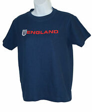 ADMIRAL Ladies England  Football Tee Shirt Size 12