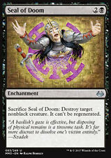 MTG SEAL OF DOOM FOIL EXC - SIGILLO DEL DESTINO - MMA3 - MAGIC