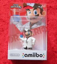 DR. Mario amiibo personaggio, Super Smash Bros. Collection n. 42, NUOVO-IMBALLAGGIO ORIGINALE