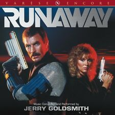 RUNAWAY (Tom Selleck) LTD. Soundtrack Music CD Jerry GOLDSMITH *SEALED*
