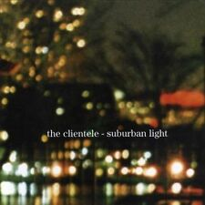 Suburban Light by The Clientele (CD, Nov-2000, Pointy)