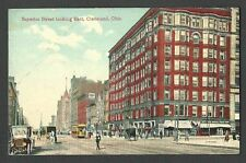 DATED 1914 VINTAGE PPC SUPERIOR STREET CLEVELAND OH