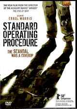 Standard Operating Procedure (DVD, 2008) SOP Torture Scadal Abu Ghraib SEALED R
