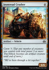 MTG 4x IRONTREAD CRUSHER - DISTRUTTORE FERROMOBILE - AER - MAGIC