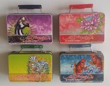 one ED HARDY Collector Mini Tins by Christian Audigier.