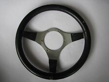 13 Inch Classic Car Steering Wheel Vinyl Mini MG Ford Triumph Sports