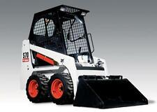 HIRE TOYOTA BOBCAT 910MM WIDE SKID STEER LOADER DRY HIRE + 4IN1 BUCKET & TRAILER