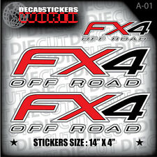 *NEW* 4X4 SPORT OFFROAD DECAL STICKER FITS RAPTOR FX4 F150 F250 F350 RANGER A-01