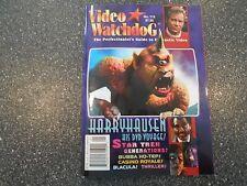 VIDEO WATCHDOG #115 2005 FN RAY HARRYHAUSEN STAR TREK GENERATIONS BLACULA
