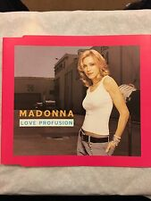 Madonna - Love Profusion - CD single