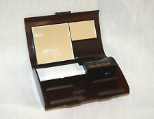"Vintage SUNBEAM Ladies ""Color Me Perfect"" Lighted Make Up Kit - 5"" W x 3 1/2"" D"