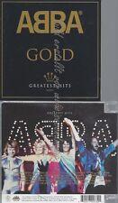 CD--ABBA -- -- GOLD