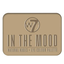 W7 Makeup Make Up Eye Shadow Palette Naked Nude Natural Colours - In The Mood
