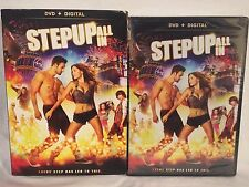 NEW Step Up: All In (DVD,2014,WS,Region 1) Dance-Ryan Guzman w/Slipcover SEALED