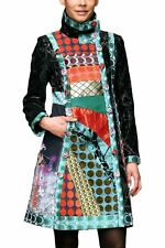 MANTEAU DESIGUAL ABRIG MI MUSA BY LACROIX NEUF TAILLE 38