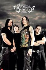 "BULLET FOR MY VALENTINE POSTER ""THE POISON"""