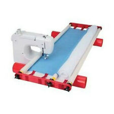 John Flynn Multi Frame Quilting System For Most Sewing Mach Rods Included w/DVD