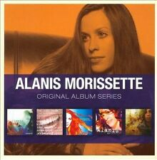 Original Album Series by Alanis Morissette (CD, Mar-2012, 5 Discs, Warner Bros.)