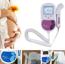 2mhz Doppler fetal prenatal,el sonido del corazón del bebé,CONTEC FCF Doppler C1