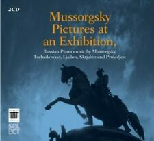WARENBERG/BENELLI-MOSELL/RAPETTI - PICTURES AT AN EXHIBITION-RUSSIAN PIANO MUSIC