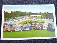 1940's The Annual Horse Show in Blowing Rock near Boone, NC North Carolina PC