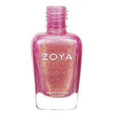 ZOYA TINSLEY ZP671 Rose Gold Metallic Nail Polish Irresistible Collection 0.5oz